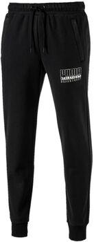 Puma Style Pocket sweatpant Heren Zwart