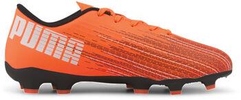 Puma Ultra 4.1 FG/AG kids voetbalschoenen Oranje
