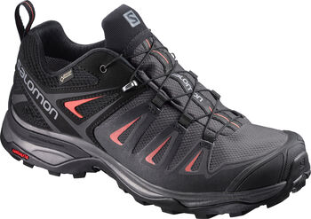 Salomon X-Ultra 3 GTX wandelschoenen Dames Zwart