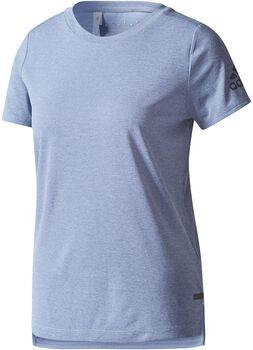 Adidas Climachill shirt Dames Zwart
