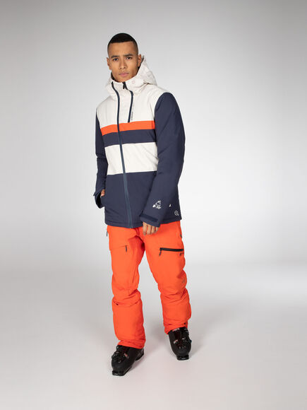 Frame ski-jas