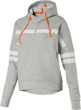 Puma Active Swagger hoodie Dames Grijs