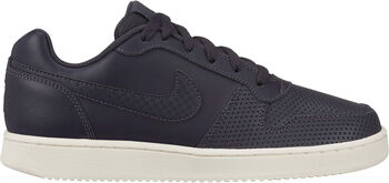 Nike Ebernon Low Premium sneakers Dames Zwart