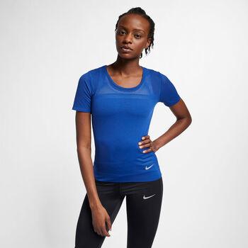 Nike Nk Inifinite shirt Dames Blauw