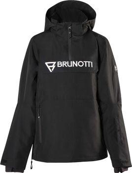 Brunotti Orin kids ski-jas Jongens Zwart