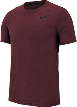 Nike Dri-FIT Breathe shirt Heren Rood