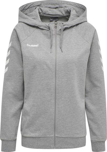 Go Cotton Zip hoodie