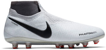 Nike Phantom Vision Elite Dynamic Fit AG voetbalschoenen Heren Zwart