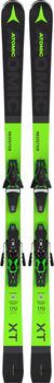 ATOMIC REDSTER XT BLACK + FT 10 GW ski's Heren Zwart