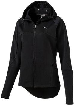 Puma Transition hoodie Dames Zwart