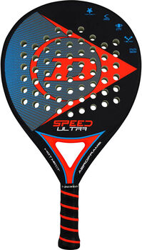 Dunlop Speed Ultra padelracket Heren Zwart