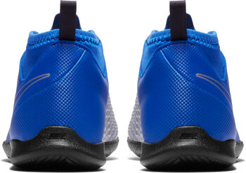 Nike Jr Phantom Vision Club Dynamic Fit IC zaalvoetbalschoenen Blauw