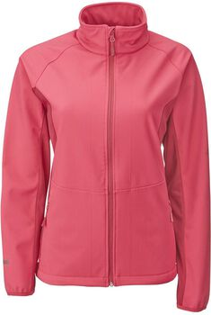 McKINLEY Lusaka softshell Dames Roze