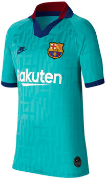 Nike FC Barcelona Stadium jr shirt 2019-2020 Turquoise