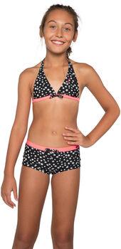 Protest Koski B Halter bikini Meisjes Zwart