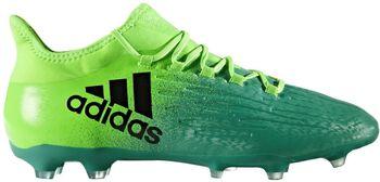 Adidas X16.2 FG voetbalschoenen Groen
