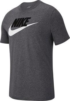Nike Sportswear Icon Futura shirt Heren Grijs
