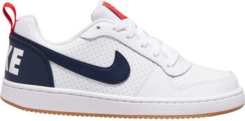 Nike Court Borough Low (GS) sneakers Jongens Wit