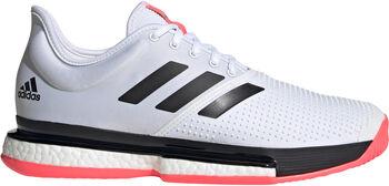 adidas Solecourt tennisschoenen Heren Wit