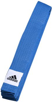 ADIDASBOXING Club 260cm blauwe budoband Heren