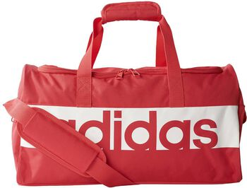 Adidas Linear Performance S sporttas Roze