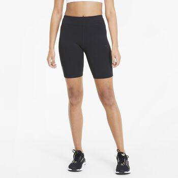 PUMA 7 short legging Dames Zwart