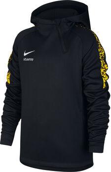 Nike Therma Neymar Academy hoodie Jongens Zwart