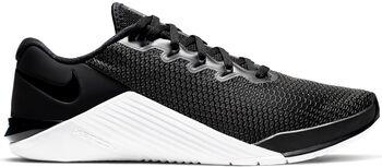 Nike Metcon 5 trainingsschoenen Dames Zwart