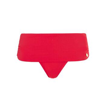 Wow Flipover Brief bikinibroekje Dames Rood