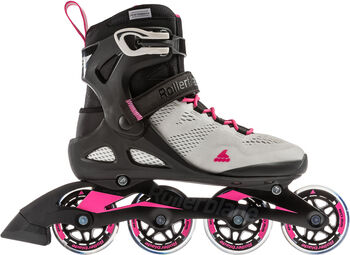 Rollerblade Macroblade 80 skates Dames Grijs