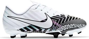 Nike Vapor 13 Academy MDS FG/MG kids voetbalschoenen Wit