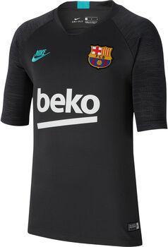Nike FC Barcelona Breatch Strike shirt Jongens Zwart