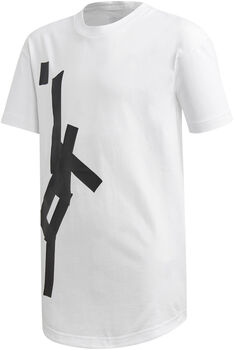 ADIDAS Sport ID Graphic T-shirt Jongens Wit