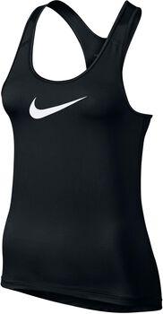 Nike Pro tank Dames Zwart