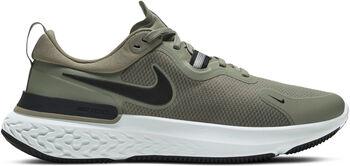Nike React Miler hardloopschoenen Heren Groen