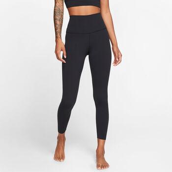 Nike Yoga Luxe Infinalon 7/8 legging Dames Zwart