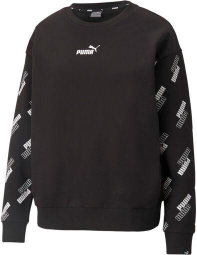 Power Crew fleece sweater