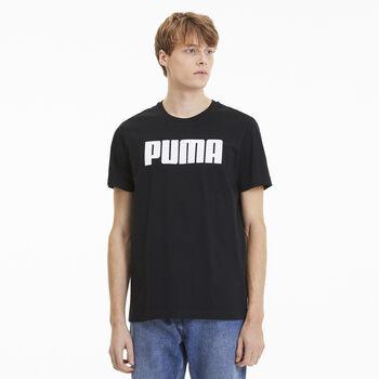 Puma Active Ka shirt Heren Zwart