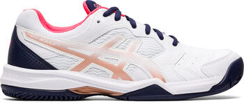 ASICS GEL-Dedicate 6 Clay tennisschoenen Dames Wit