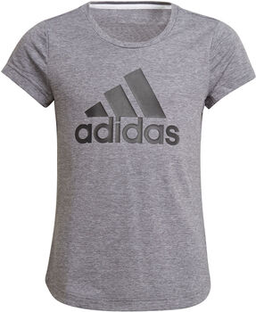 adidas AEROREADY Badge of Sport T-shirt Zwart