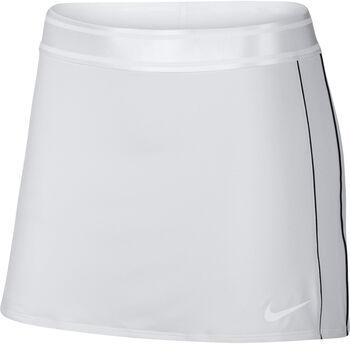 Nike Dry tennisrokje Dames Wit