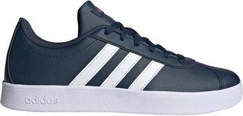adidas VL Court 2.0 sneakers Blauw