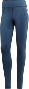 ADIDAS Brilliant Basic Legging Dames Blauw