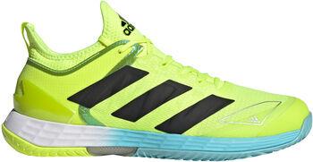 adidas Adizero Ubersonic 4 tennisschoenen Heren Geel