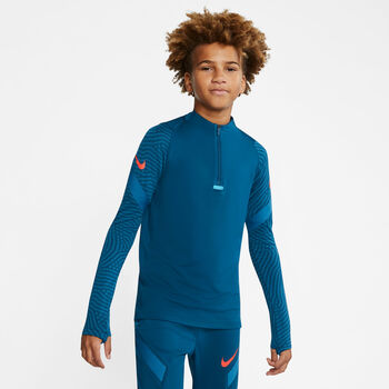 Nike Dri-FIT Strike kids top Blauw