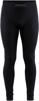 Craft Advanced Warm Fuseknit Intensity broek Heren Zwart