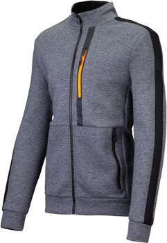 Falcon Franklin Full Zip Top Heren Grijs