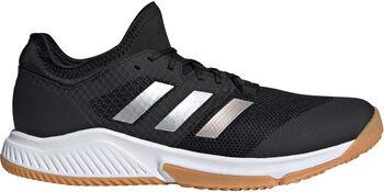 adidas Court Team Bounce zaalschoenen Heren Zwart