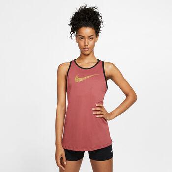 Nike Dry Glam Dunk hemd Dames Roze