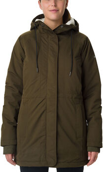 Columbia South Canyon Sherpa jack Dames Groen